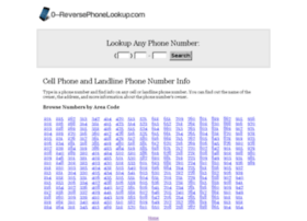 0--reversephonelookup.com
