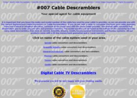 007-cable-descramblers.com