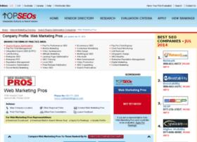 007-web-marketing-pros.topseos.com