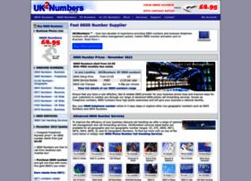 0800.uk2numbers.co.uk