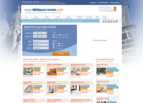 0800paris-hotels.com