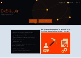 0xbitcoin.org