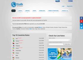 1-talk.com