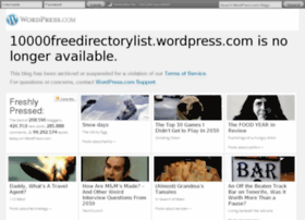 10000freedirectorylist.wordpress.com