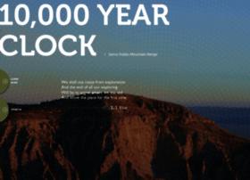 10000yearclock.net