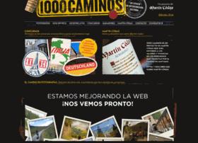 1000caminos.com