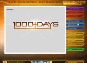 1000days.trbc.org