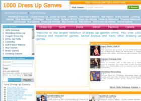 1000dressupgames.com
