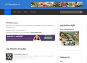 1000heronline.cz