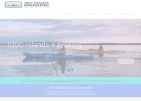 1000islandskayaking.com