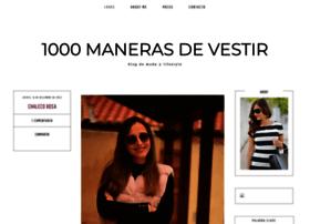1000manerasdevestir.blogspot.com.es