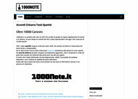 1000note.it
