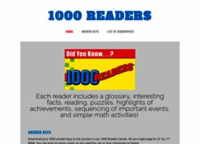 1000readers.com