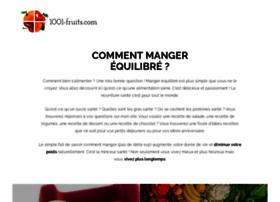 1001-fruits.com