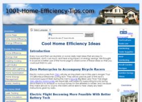 1001-home-efficiency-tips.com