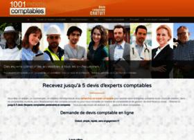 1001expertscomptables.com