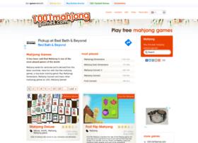 1001mahjonggames.com