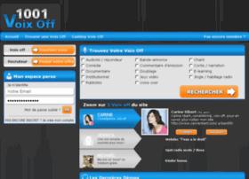 1001voixoff.com