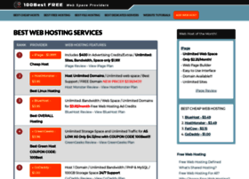 100best-free-web-space.com