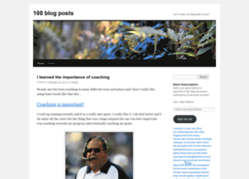 100blogposts.wordpress.com