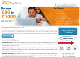 100dayloans247.co.uk