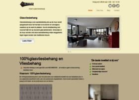 100glasvliesbehang.nl