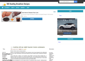 100healthybreakfastrecipes.com