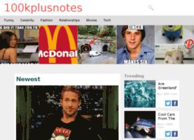 100kplusnotes.com