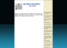 100moneyblueprints.com