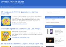 100pour100rembourse.com