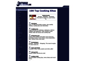 100topcookingsites.com