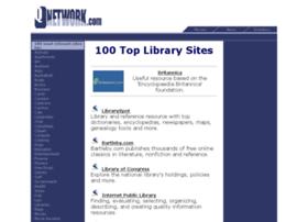 100toplibrarysites.com