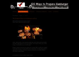 100waystopreparehamburger.blogspot.ca