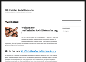 101christiansocialnetworks.org
