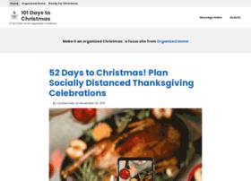 101daystochristmas.com