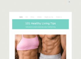101healthylivingtips.com