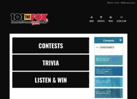 101thefox.listenernetwork.com