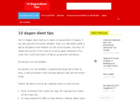 10dagendieettips.nl