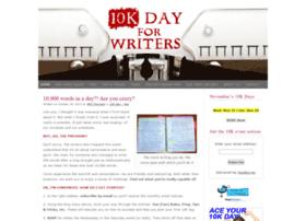 10kdayforwriters.com