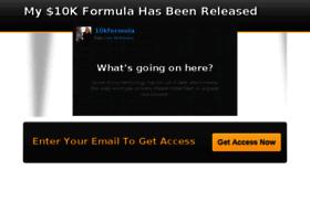 10kformula.com