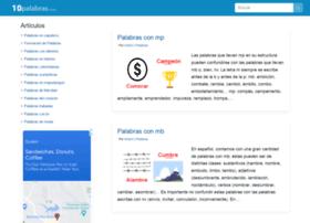 10palabras.com