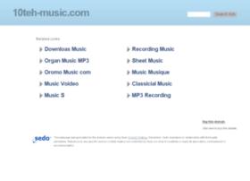 10teh-music.com