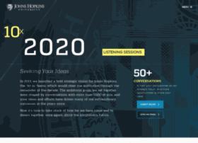 10x20progress.jhu.edu