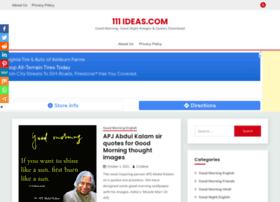 111ideas.com