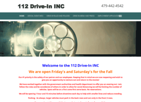 112driveintheatre.com