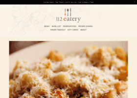 112eatery.com