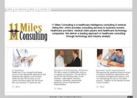 11milesconsulting.com
