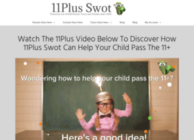 11plusswot.co.uk