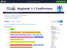 11regionalconference2014.sched.org
