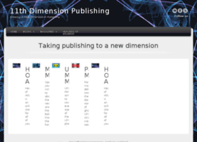 11thdimensionpublishing.com